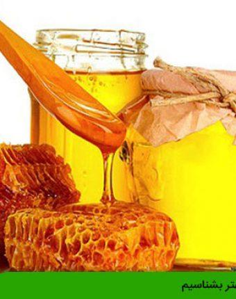 عسل را بهتر بشناسیم
