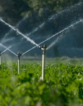 مزایای آبیاری تحت فشار