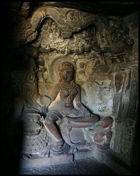 الهه معروف هند (امبیکا)