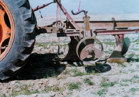 تنظیم گاوآهن