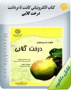 دانلود کتاب آموزش کاشت تا برداشت درخت گلابی