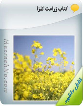 کتاب زراعت کلزا
