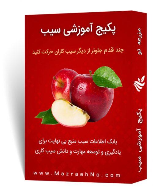 پکیج آموزشی پرورش سیب